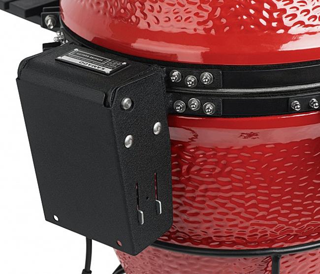 Kamado Joe Classic 2 Ceramic Barbecue And Grill Kj23rhc